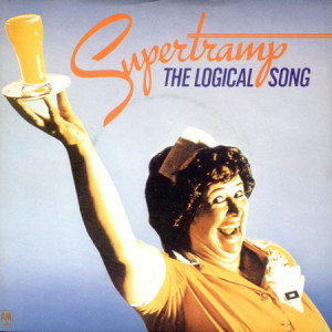 "In the 1970s, Supertramp, which was a way cool band of the time, had a hit with ""The Logical Song."""